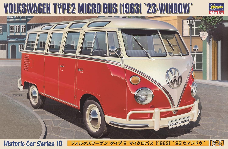 Hasegawa 1/24 Volkswagen Micro Bus