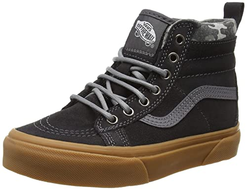 399421eac6 Vans Kids  Sk8-hi MTE Hi-Top Sneakers  Amazon.co.uk  Shoes   Bags