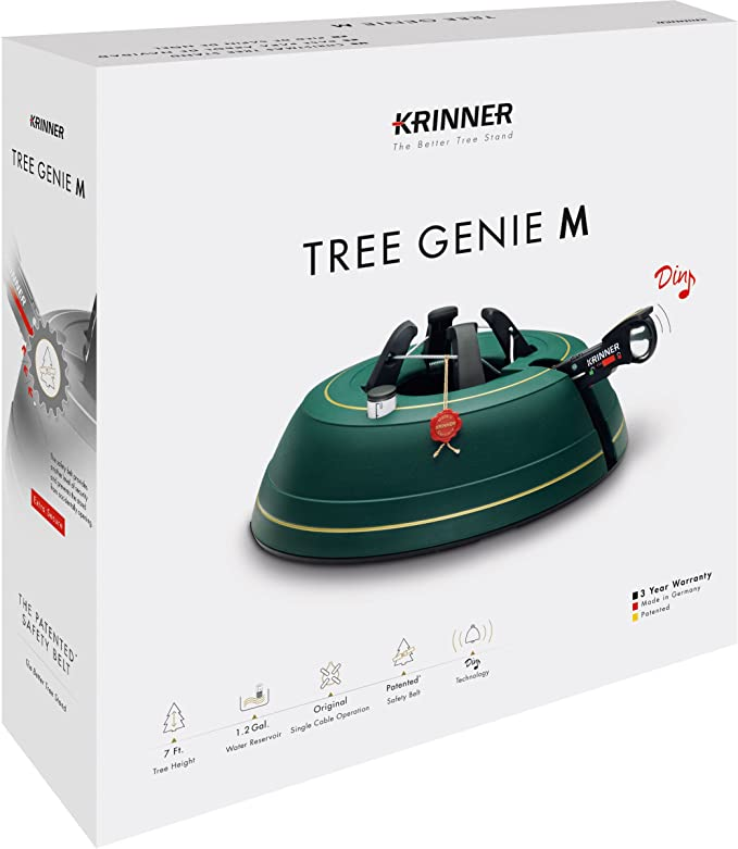 Krinners Tree Genie Deluxe L, Christmas Tree Stand Krinner\'s KRI94730