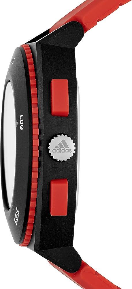 adidas Performance Reloj Digital para Hombre de Cuarzo con Correa en Silicona ADP3219: Amazon.es: Relojes