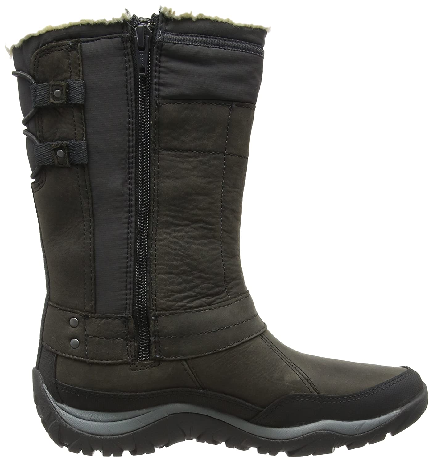 Merrell Women's Murren Mid Waterproof-W B(M) Snow Boot B019453SYQ 5.5 B(M) Waterproof-W US|Pewter a417b9