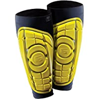 G-Form Pro-S – Espinilleras, Amarillo (Iconic Yellow), Mediano