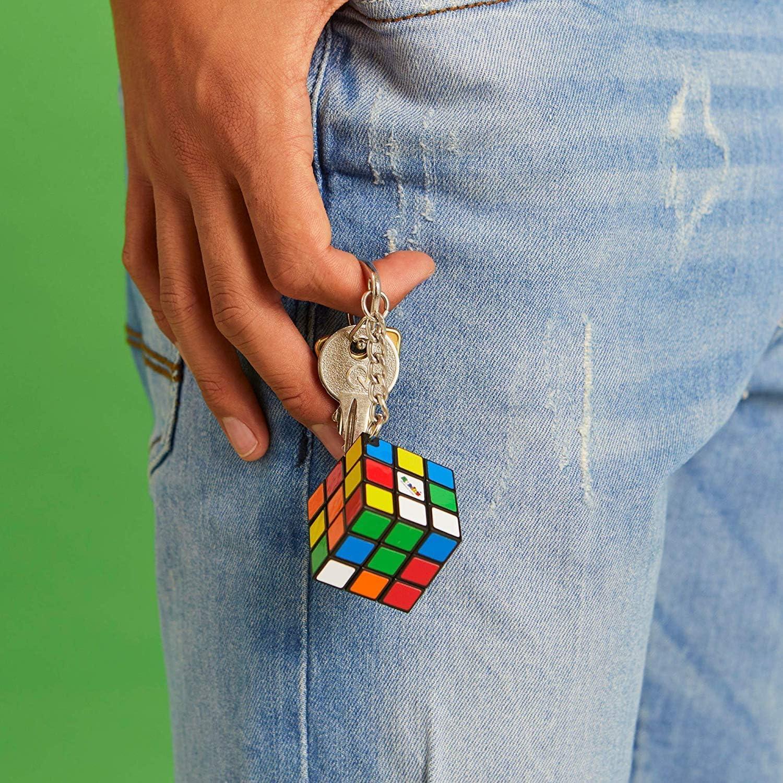 Rubiks 702 importado para 1 jugador Juego de reflejos