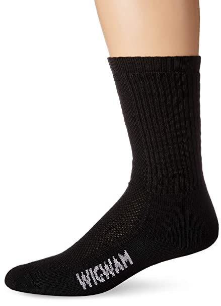 8cb233b42cb7 Image Unavailable. Image not available for. Color: Wigwam Mens Hot Weather  Bdu Pro Sock ...