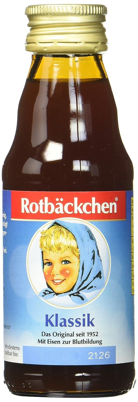 Rotbäckchen Klassik, 6er Pack (6 x 700 ml): Amazon.de: Lebensmittel ...