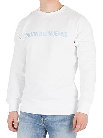 dc4023ec8989 Calvin Klein Jeans Men s Institutional Logo Sweatshirt