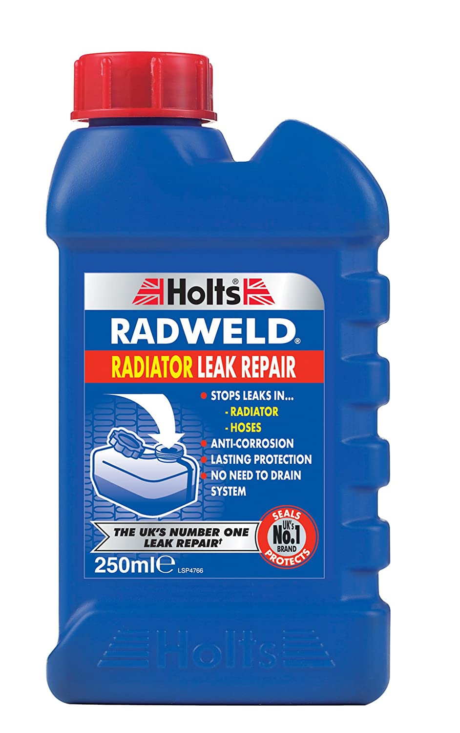 Holts Radweld sella permanentemente las fugas del radiador y se detiene el à ³ xido formando Holt Lloyd International Ltd LOYRW2R B000X2CR74