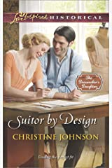 Suitor by Design (The Dressmaker's Daughters Series Book 2) Kindle Edition