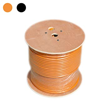 Cable coaxial RG11 Rollo de Cable de Triple protección bajo ...