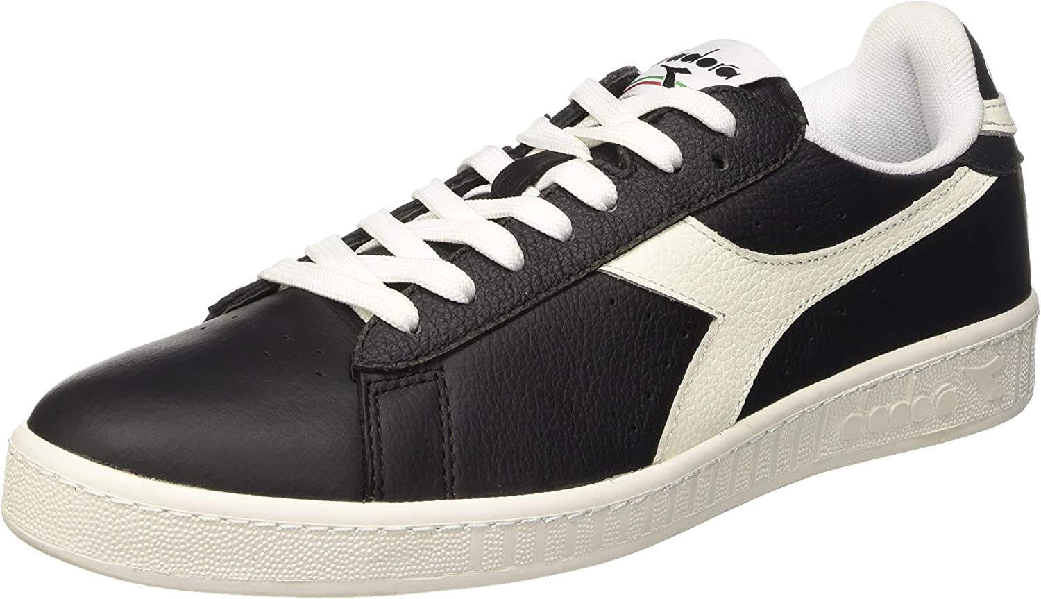 Diadora Mens Game L Low Waxed Court Shoe