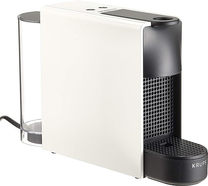 Krups XN1111 - Cafetera eléctrica independiente, 1260 W, 19 bar, 0.7 L, Blanco: Amazon.es: Hogar