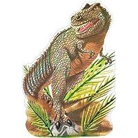 Melissa & Doug Dinosaurio T-Rex - Rompecabezas Gigante para Piso, (48 piezas, 60 cm x 90 cm)
