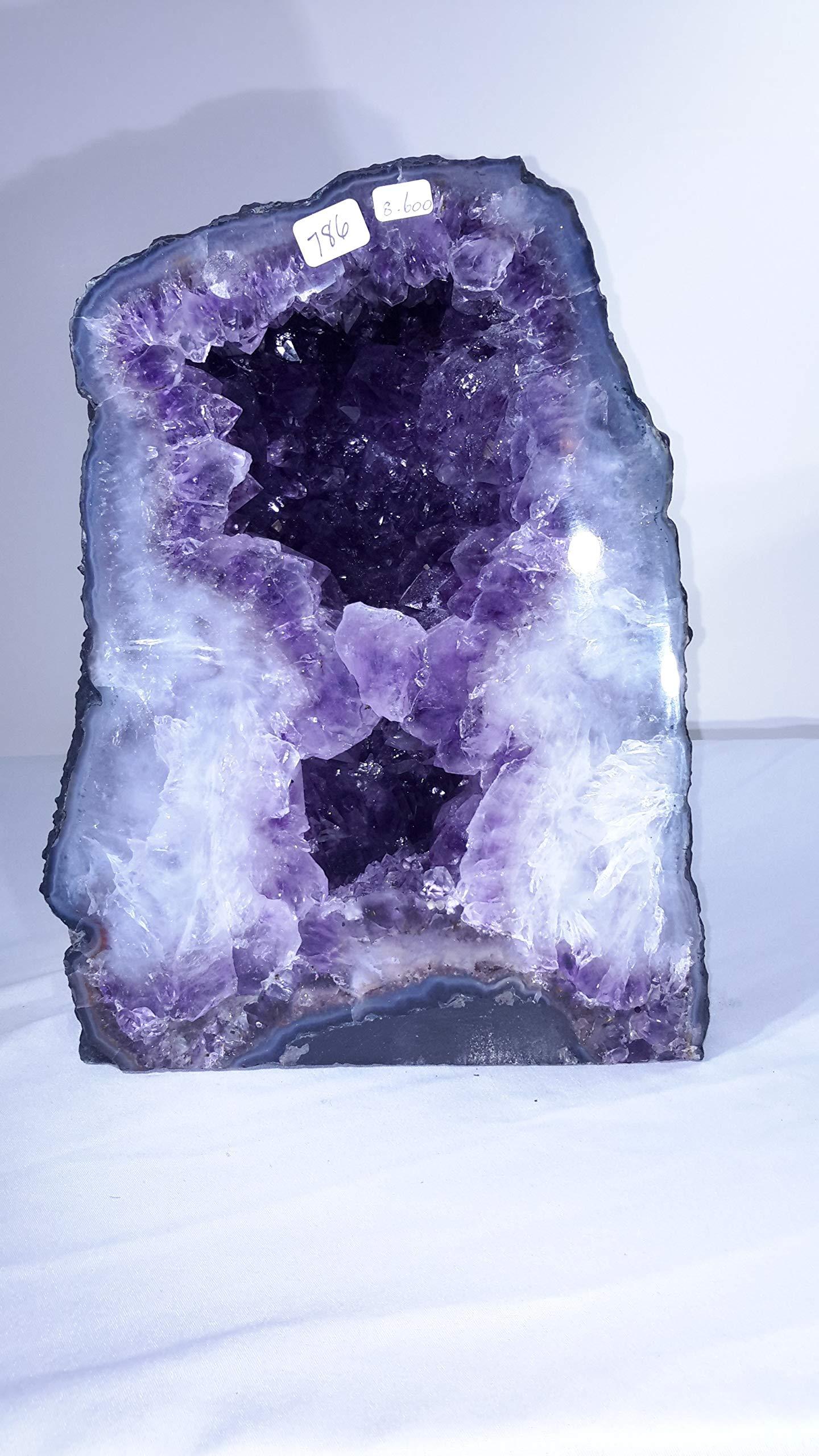 StarStuff.Rocks Amethyst Crystal Cathedral Geode - Grade AAA - WYSIWYG