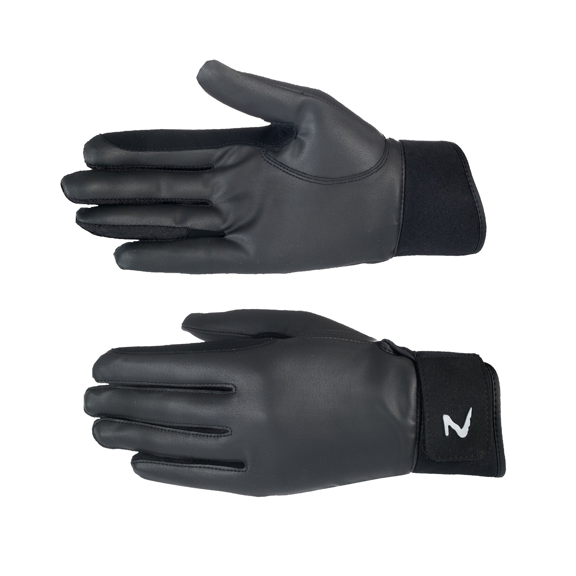 Horze Felicia Gloves Black 10 by Horze