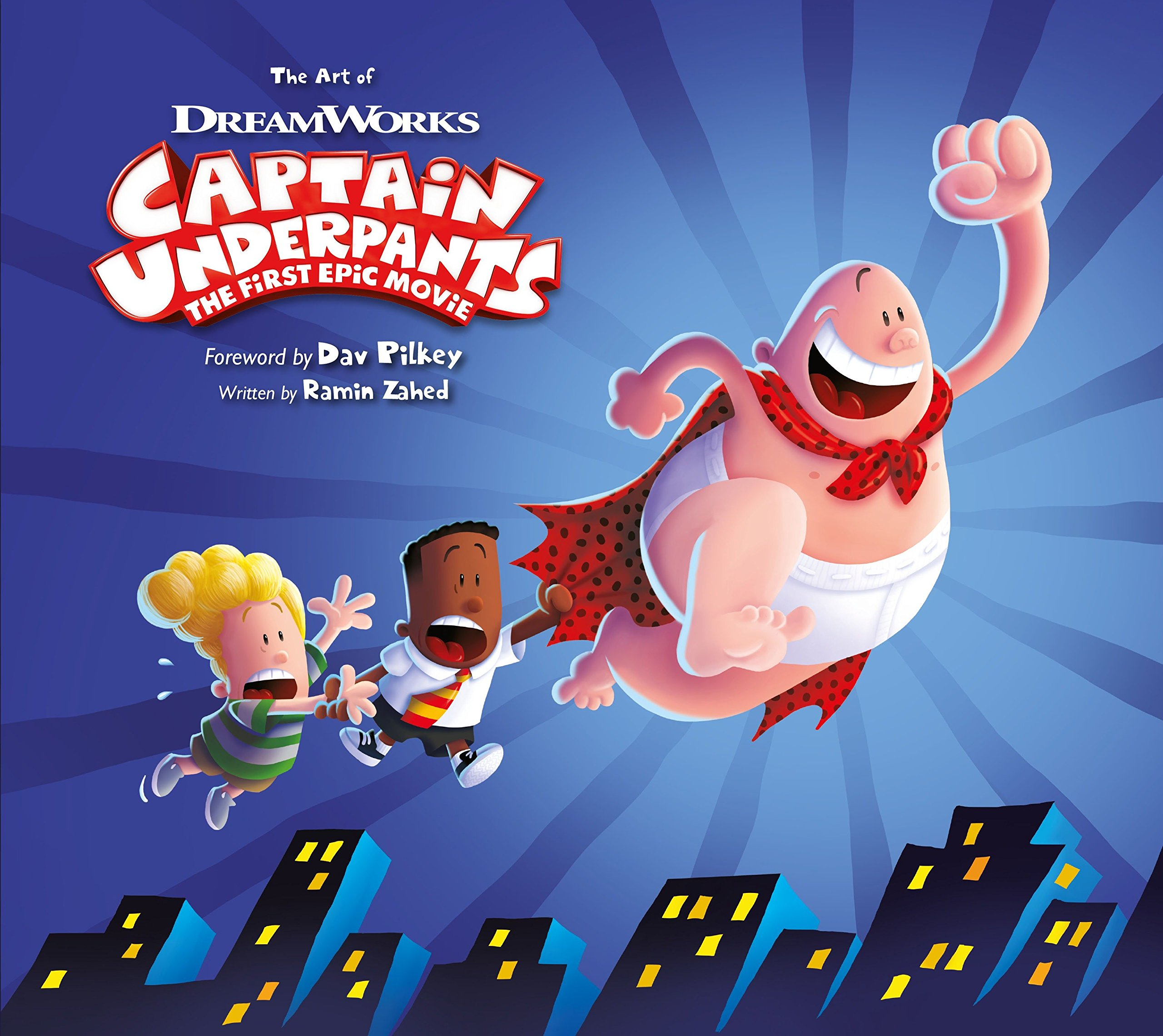 The Art Of Captain Underpants The First Epic Movie Amazonde Ramin