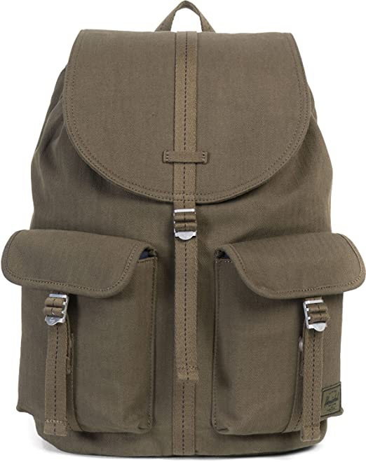 8a0ceb3dac3 Herschel Supply Co.  Dawson Backpack (Army Surplus)  Amazon.ca  Clothing    Accessories