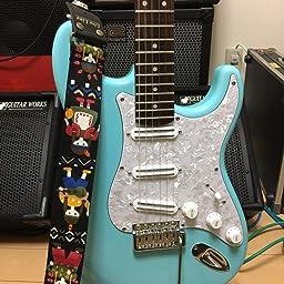 Amazon Live Line ライブ ライン インディアン ブラック ギターストラップ Ls00bk 楽器 音響機器 楽器