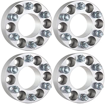 """(2) 2 """"hubcentric rueda espaciadores 6 x 4,5 para Durango"""