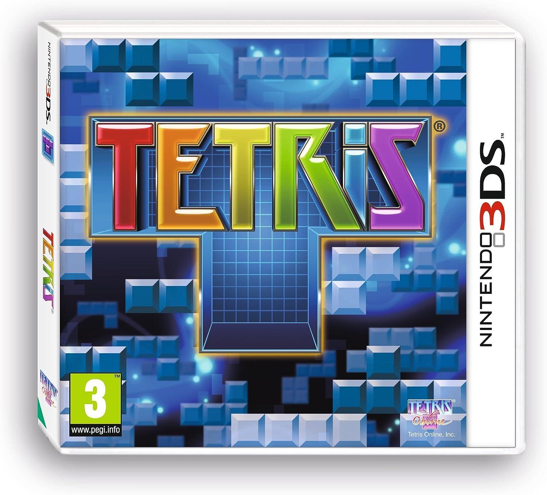 Nintendo Tetris - Juego (3DS, Nintendo 3DS, Rompecabezas, E (para todos)): Amazon.es: Videojuegos