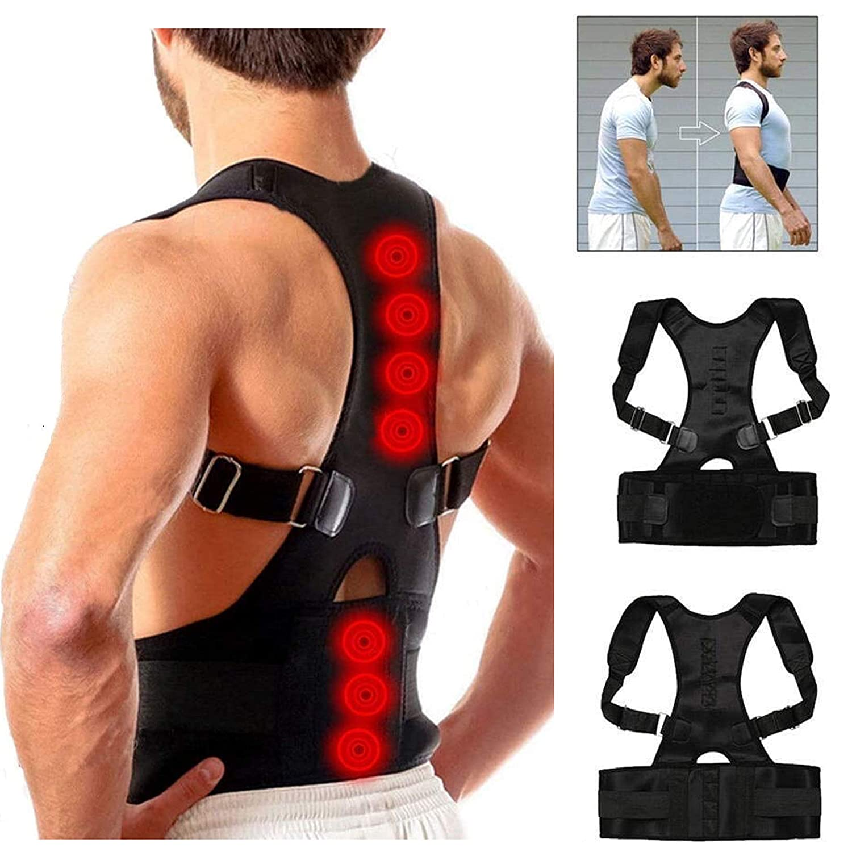 Clomana Posture Corrector Upper Back Straightener