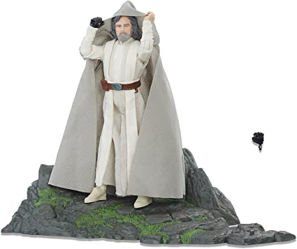 Star Wars The Black Series Luke Skywalker Jedi Master AHCH-TO ISLAND Hasbro New