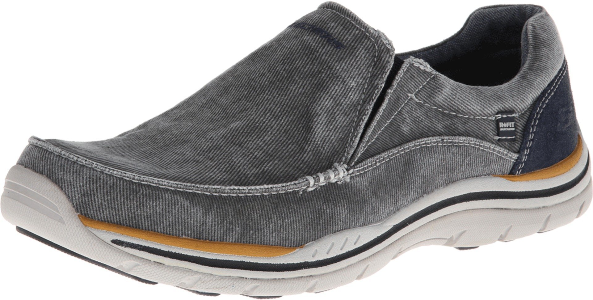 Skechers Men's, Expected Avillo Slip on Shoe Denim Blue 13 M