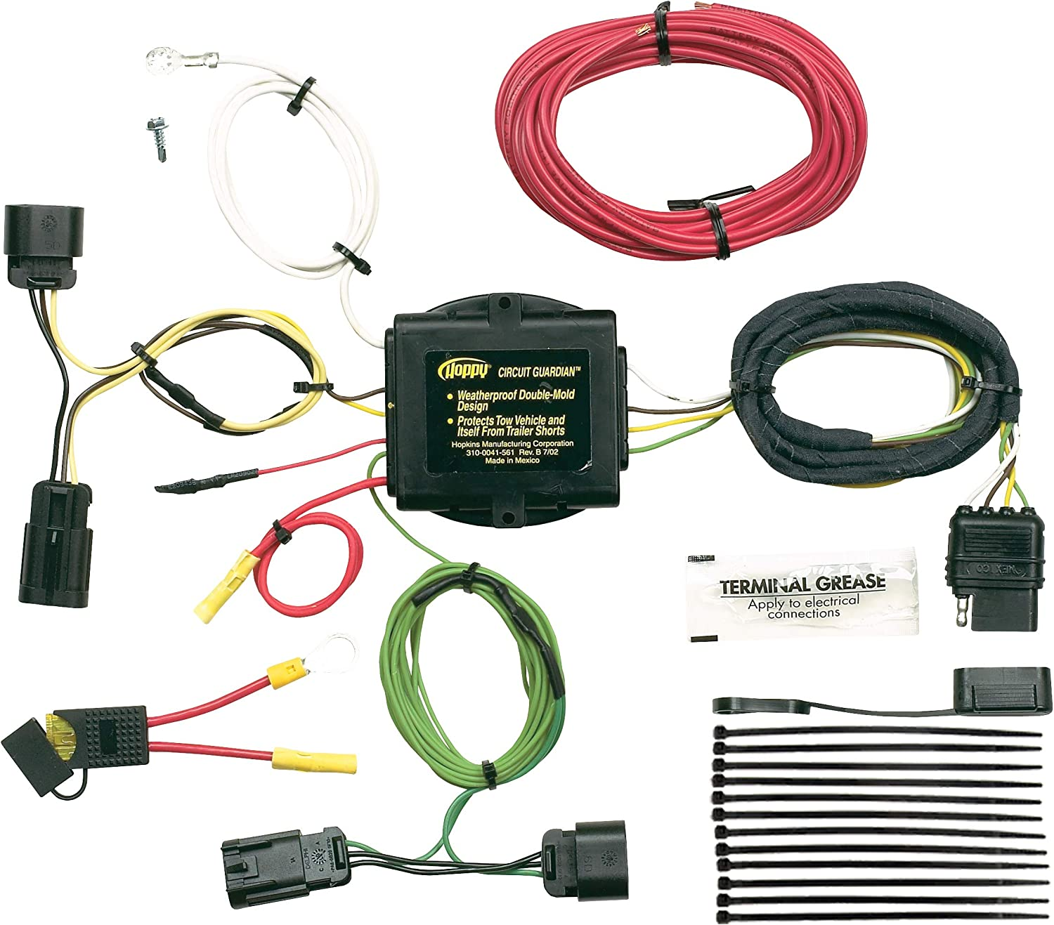 Hopkins 40275 Plug-In Simple Vehicle to Trailer Wiring Kit Hopkins Towing Solution