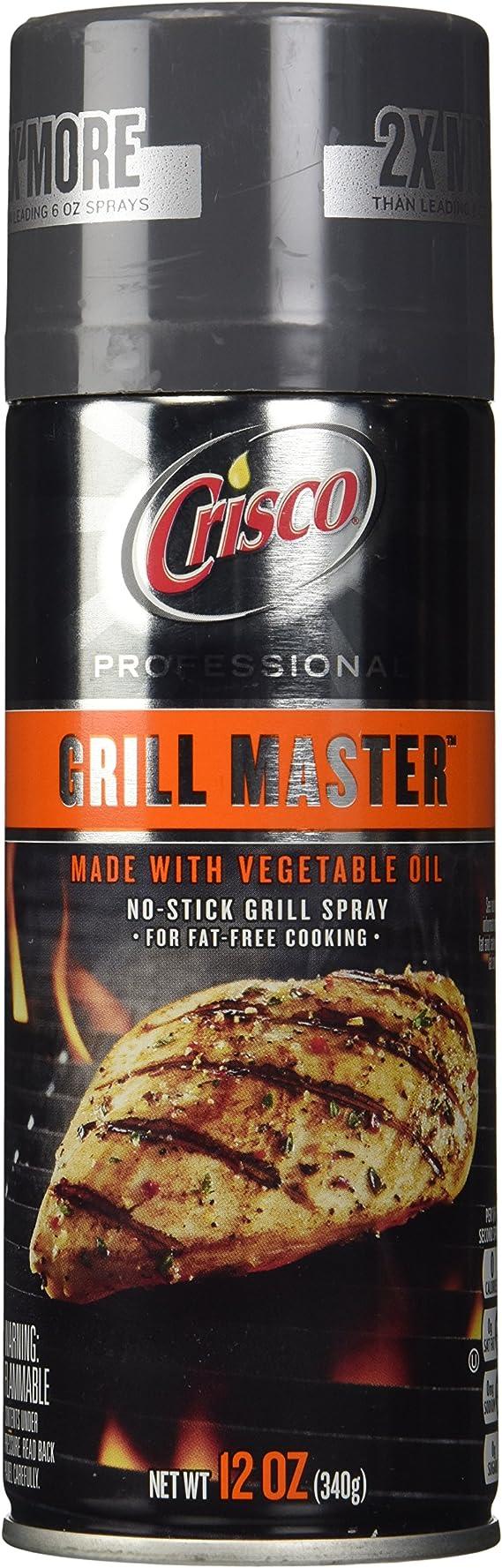 Crisco Professional Oil Spray