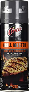 product image for Crisco Professional Oil Spray, Grill Master, 12 Ounce