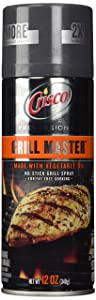 Crisco Professional Oil Spray, Grill Master, 12 Ounce