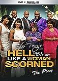 Tyler Perry's Hell Hath No Fury Like A Woman Scorned [DVD + Digital]