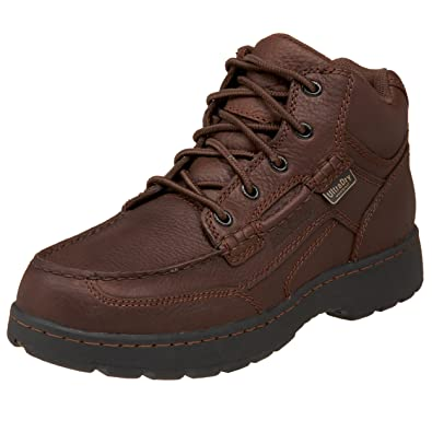 Irish Setter Men's 3835 Countrysider Waterproof Chukka Casual Shoe,Brown  Full Grain Leather,9.5