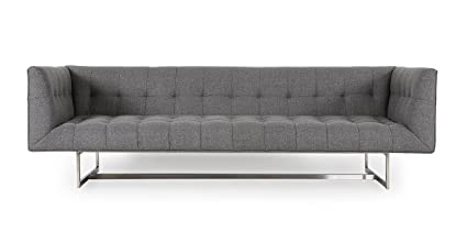Amazon.com: Kardiel Edward Mid-Century Modern Classic Sofa ...