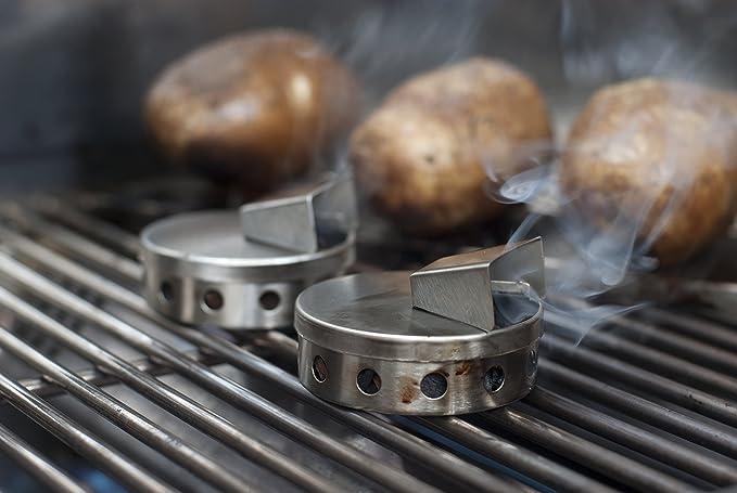 Amazon.com: Los mejores pucks para humo de acero inoxidable ...