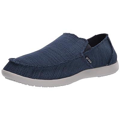 Crocs Men's Santa Cruz Downtime Slip on Loafer|Casual, Comfortable Travel Shoe | Loafers & Slip-Ons