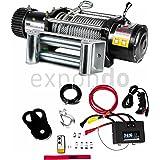 MSW - Treuil SSV PROPULLATOR 3500-A - 6124 kg - Crochet et poulie de guidage - Radiotélécommande - Frais d'envoi inclus