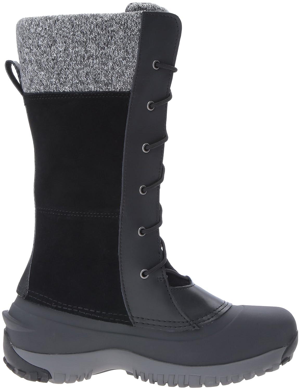 Baffin Women's Dana Snow Boot B01BOWGS44 7 B(M) US Black