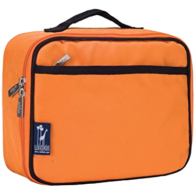 Bengal Orange Lunch Box