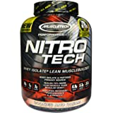 MuscleTech NitroTech Lean Protein Muscle Builder (Cookies & Cream)