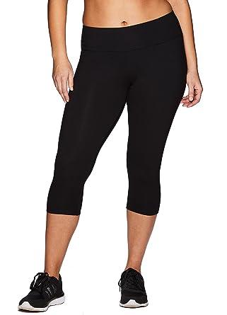 da4bb86c52dd8e RBX Active Women's Plus Size Cotton Spandex Fashion Workout Yoga ...