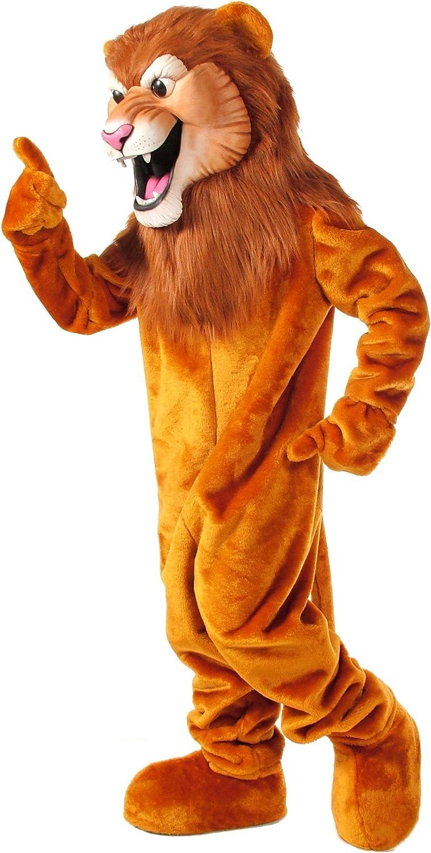 ALINCO Lion Mascot Costume