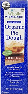 product image for Wholly Wholesome Bake at Home Organic Pie Dough, 16 oz (frozen)