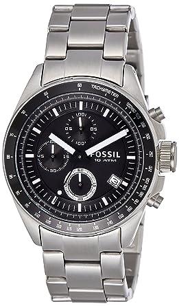 d1e071980c51 Buy Fossil Decker Chronograph Analog Black Dial Men s Watch ...