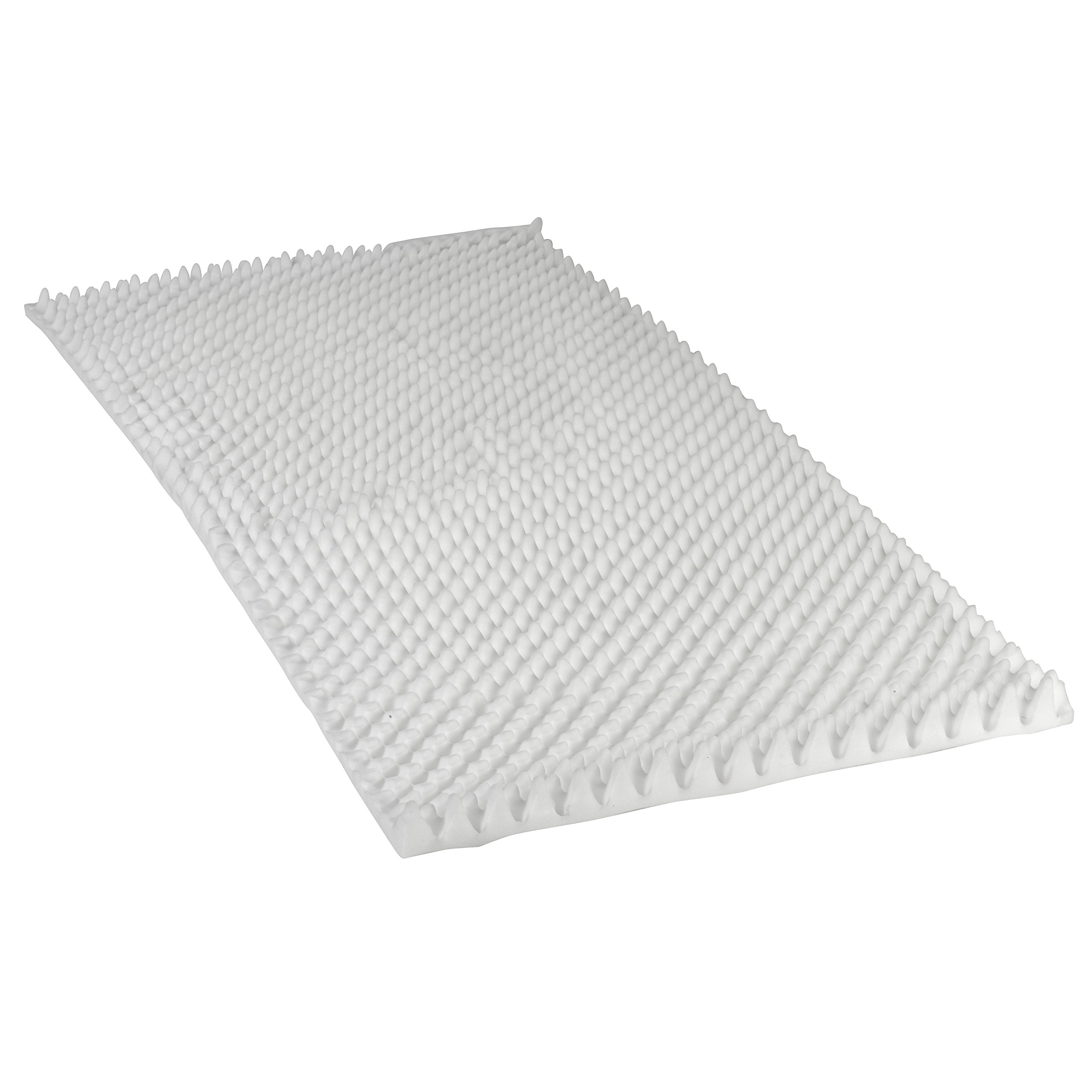 Drive Medical Convoluted Foam Pad, 4'' Height