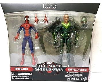 Marvel Legends Ultimate Spider-Man & Marvels Vulture Exclusive 2 ...