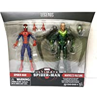 Marvel Legends Ultimate Spider-Man & Marvels Vulture Exclusive 2-Pack Action Figures