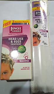 Buy Jungle Formula Head Lice Shampoo 25ml Online At Low Prices In