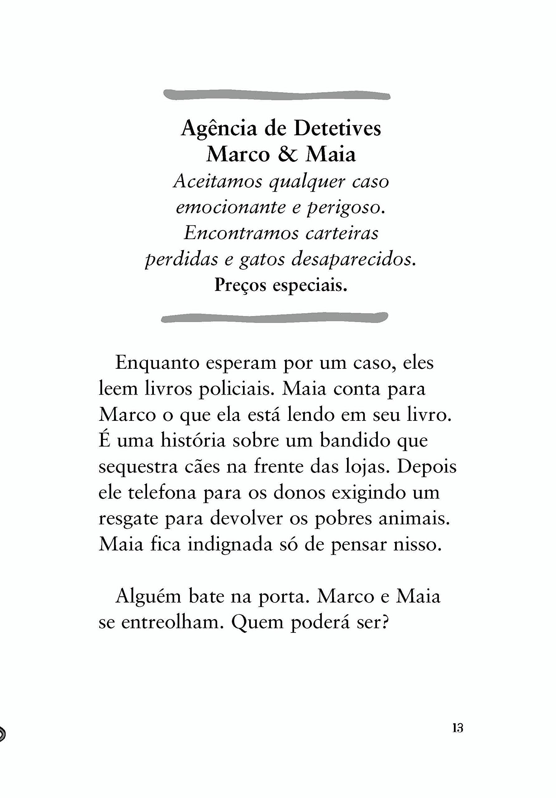 O Mistério Dos Diamantes (Em Portuguese do Brasil): Martin Widmark: 9788574165158: Amazon.com: Books