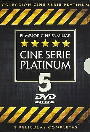 Pack Cine Platinum (5 Dvd): Amazon.es: Varios: Cine y Series TV