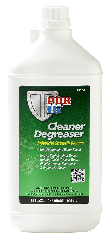 POR-15 40104 Cleaner Degreaser - 1 quart